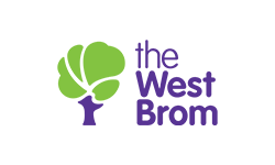 The West Bromwich logo